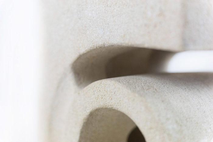 robert tormos lampe pierre détail