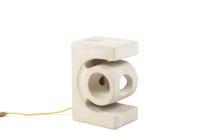 robert tormos lampe pierre naturelle