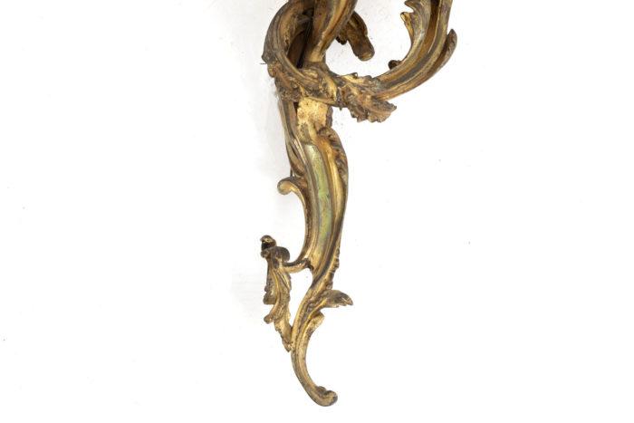 appliques style louis xv bronze doré bas 2