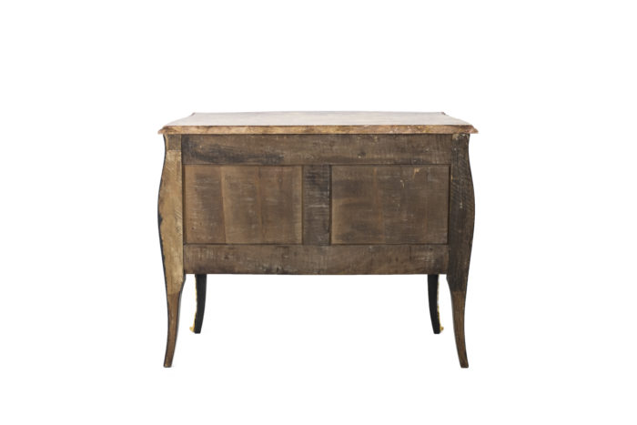 comelli commode style louis xv dos