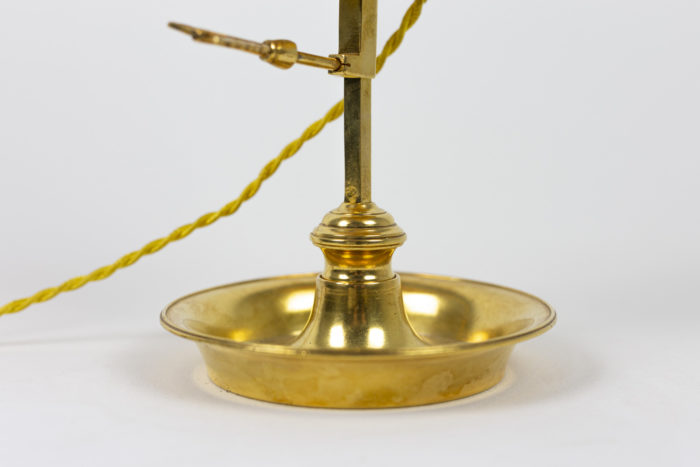 lampe bouillotte style louis xvi base
