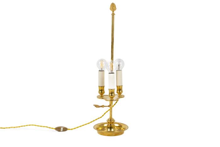lampe bouillotte style louis xvi bronze doré (2)