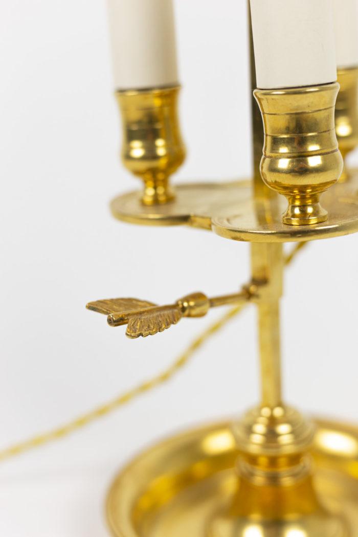 lampe bouillotte style louis xvi flèche