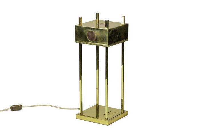 lampe laiton doré jo berlin 1936