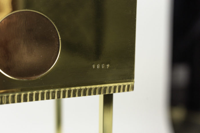 lampe laiton doré jo berlin 1936 numéro