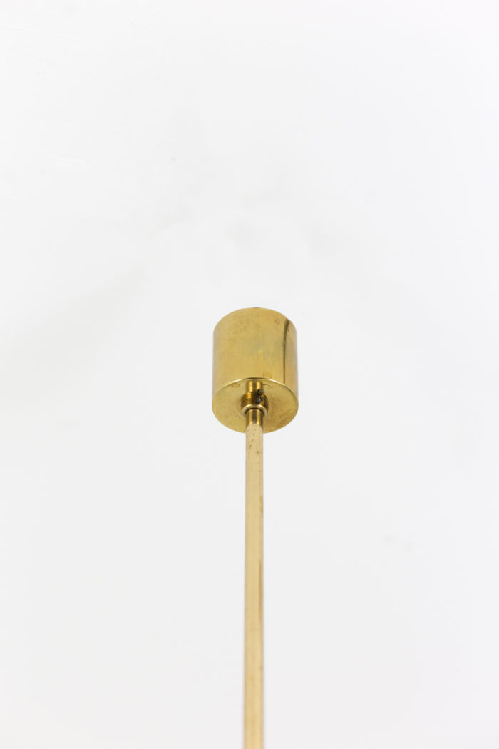 lustre résine laiton doré