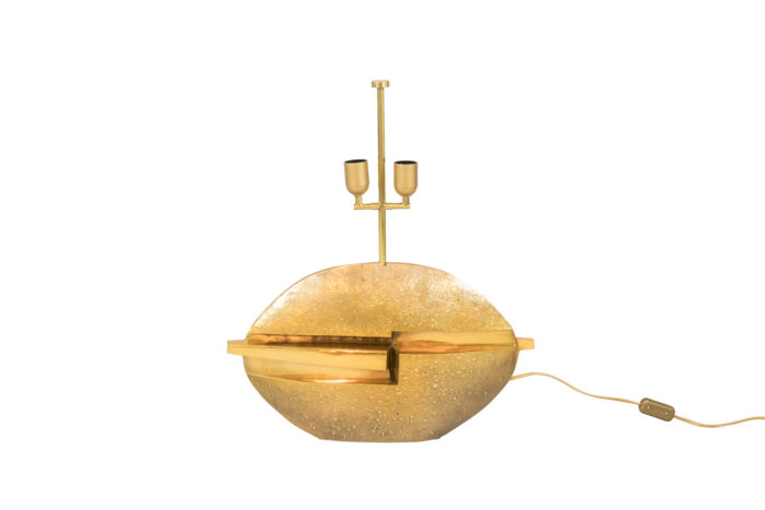 pragos lampe bronze doré 2