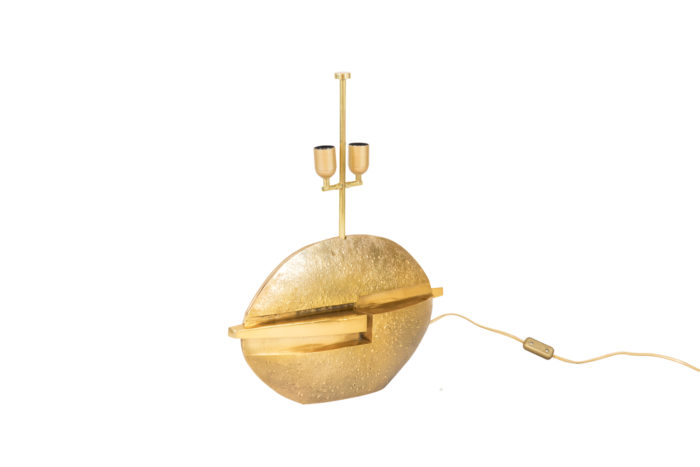 pragos lampe bronze doré 3