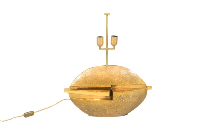 pragos lamp gilt bronze