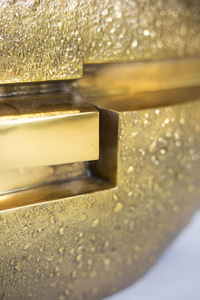 pragos lampe bronze doré décor