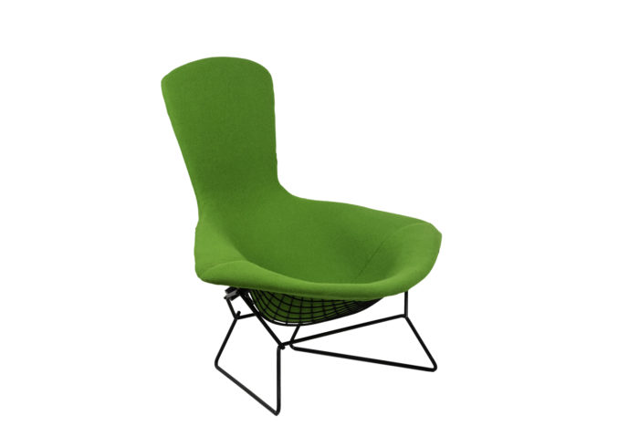knoll harry bertoia bird armchair
