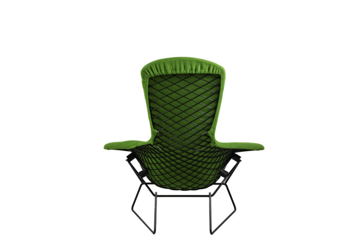 knoll harry bertoia fauteuil bird back