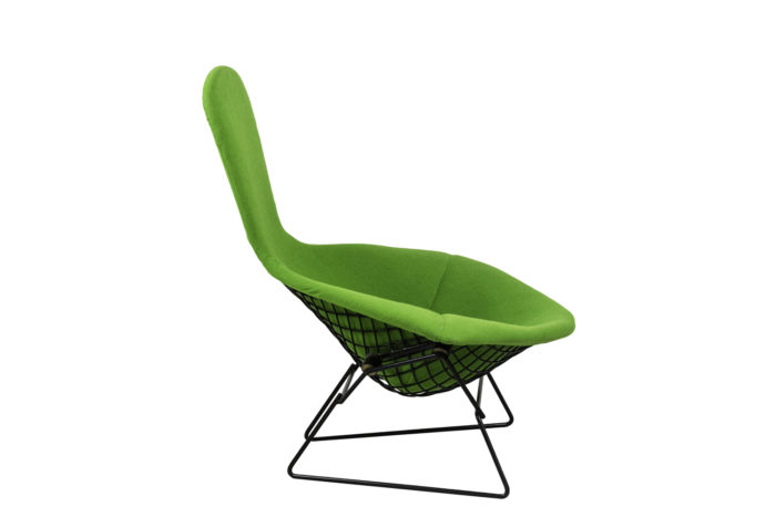 knoll harry bertoia fauteuil bird side