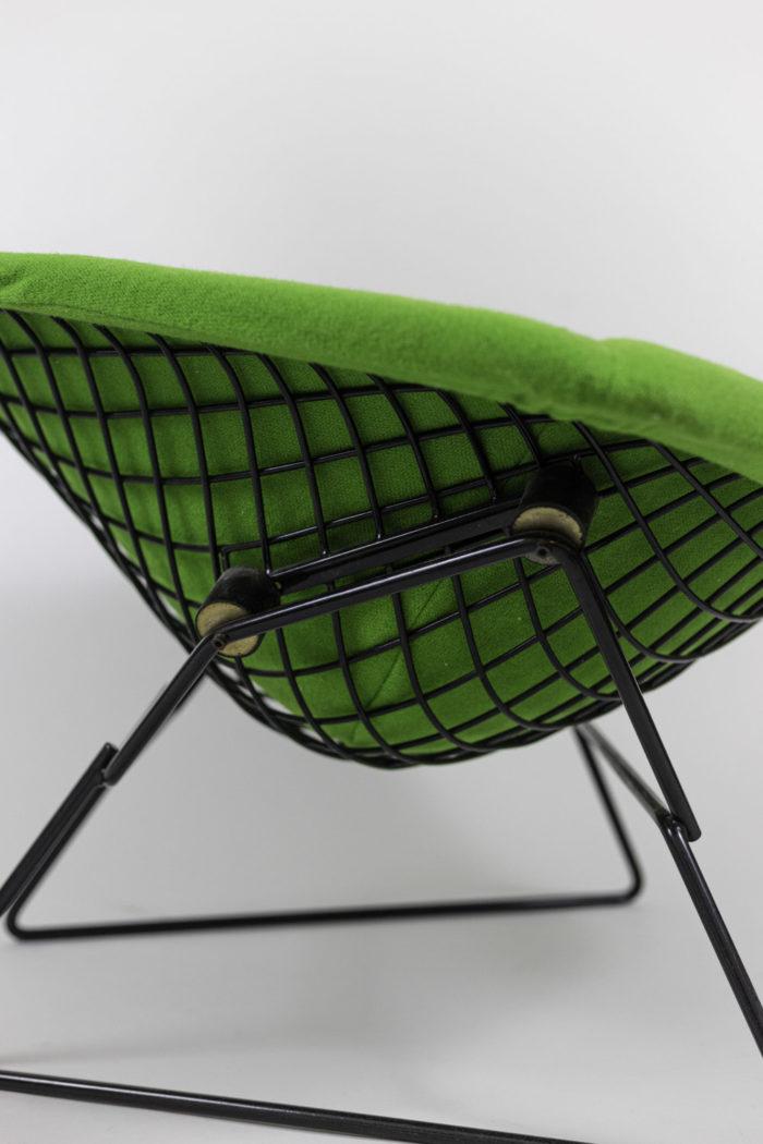 knoll harry bertoia bird armchair lattices