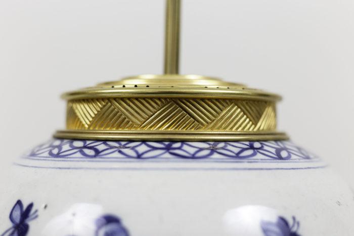 lamps japanese porcelain gilt bronze mount