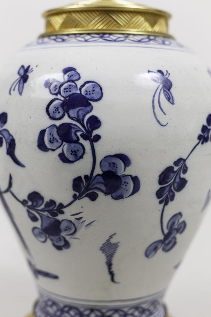 lamps japanese porcelain flowers