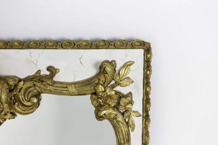 miroir style louis xv décor