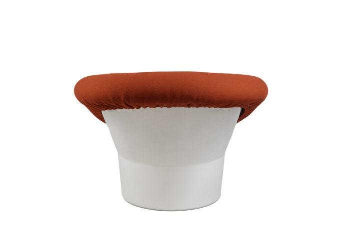 fauteuil mushroom style pierre paulin dos