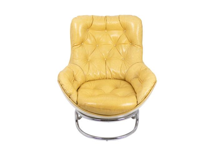 michel cadestin fauteuil karaté face