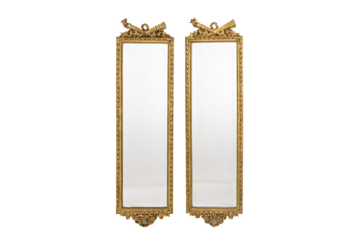 Antique Mirrors French Antiques And Art Objects Jean Luc Ferrand Paris Interior Design