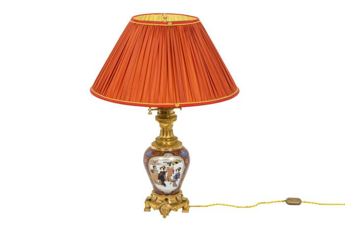 Lamp in Samson porcelain 1