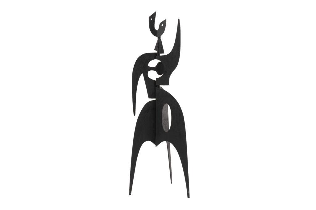 Antonine de Saint-Pierre, «Jouve», travail contemporain