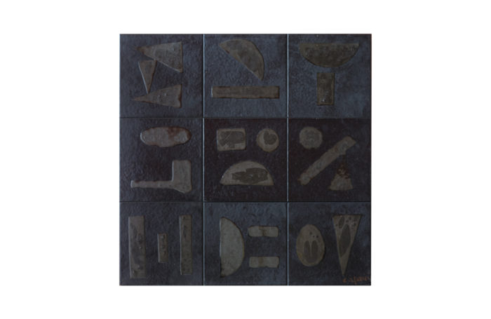 bruno capacci bas-relief céramique