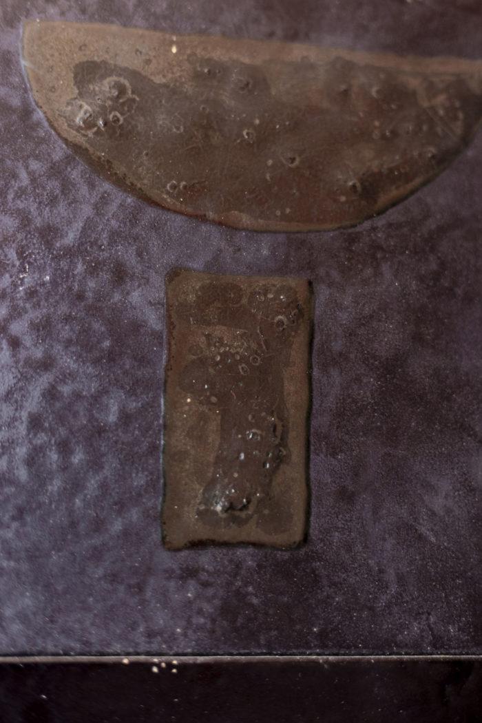 bruno capacci bas-relief céramique détail 2