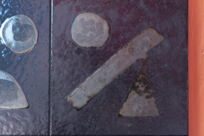bruno capacci bas-relief céramique détail 3