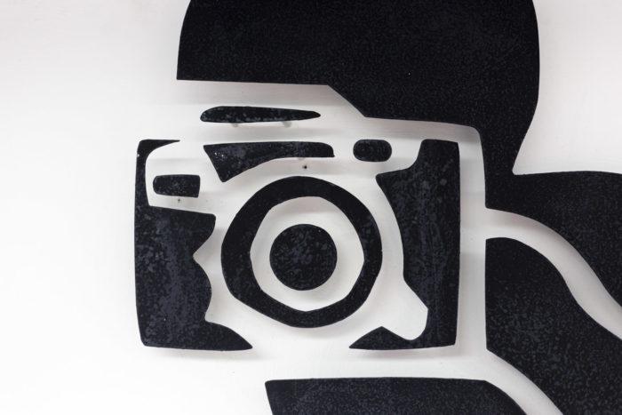 Paparazzi Antonine de Saint-Pierre appareil photo