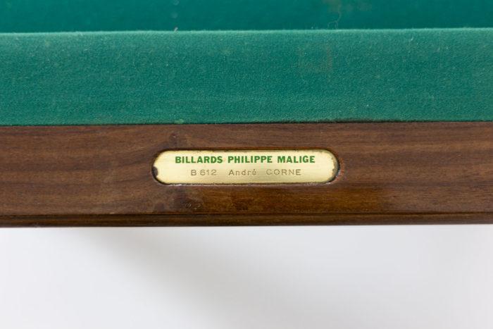 Philippe Malige billiard table 11