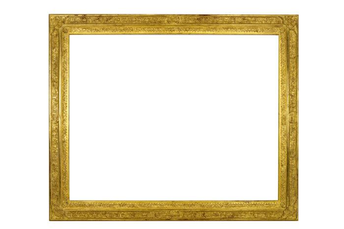 Arabian style frame 1