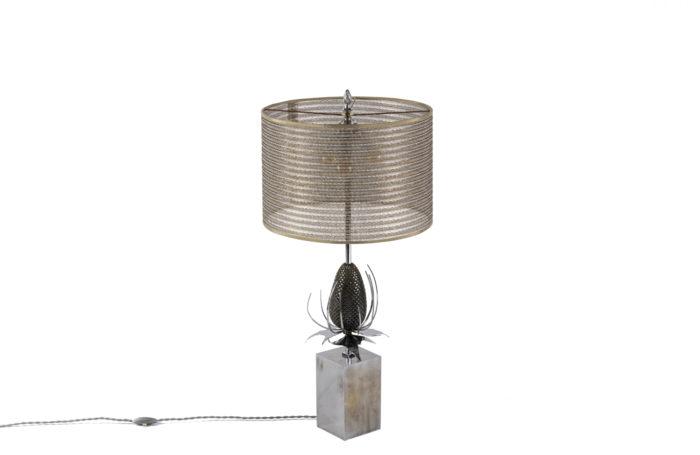 Lampe Chardon Maison Charles éteinte