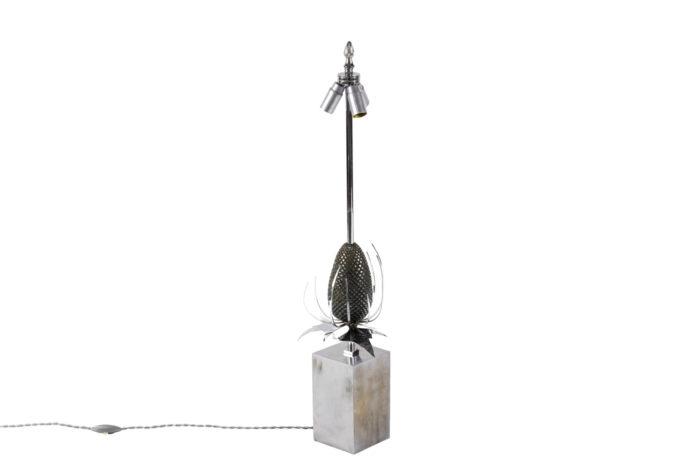 Lampe Chardon Maison Charles sans abat-jour