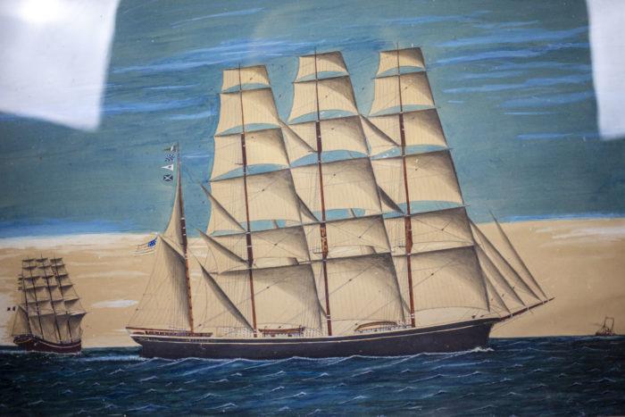 Marine Rispoli navire américain