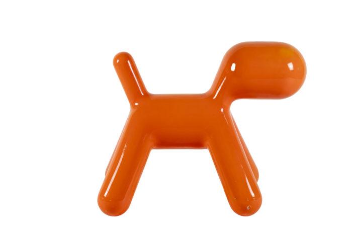 Puppy Eero Aarnio orange profil
