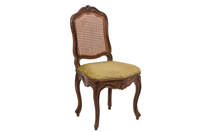 Louis XV cane chair 1