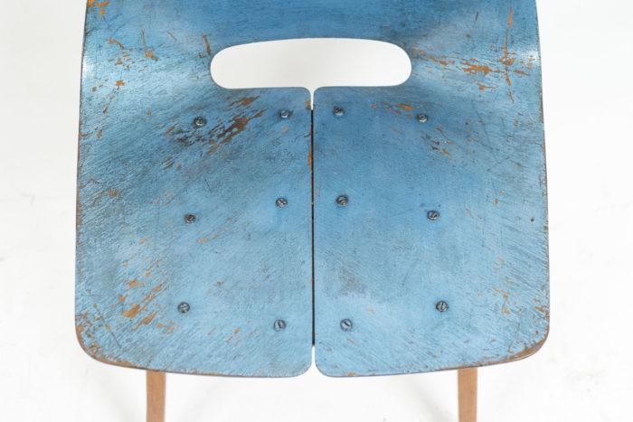 pierre guarriche chaise amsterdam dite tonneau assise