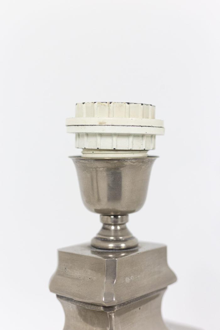 Lampe, détail 1