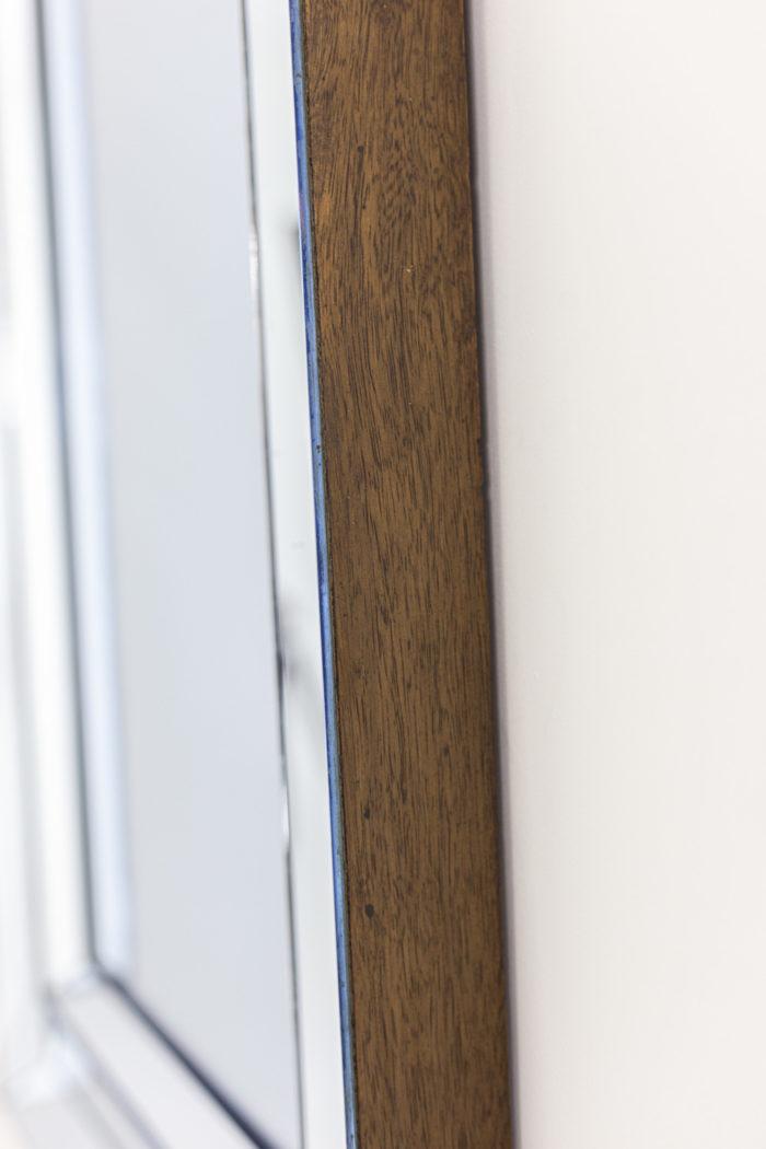 Miroir à parecloses, détail 1