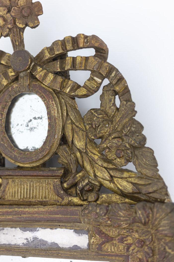 Miroir, détail 1