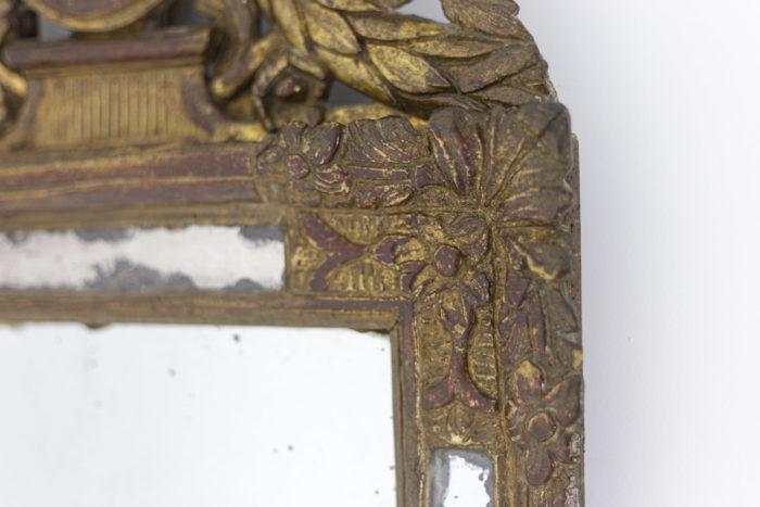 Miroir, détail 3