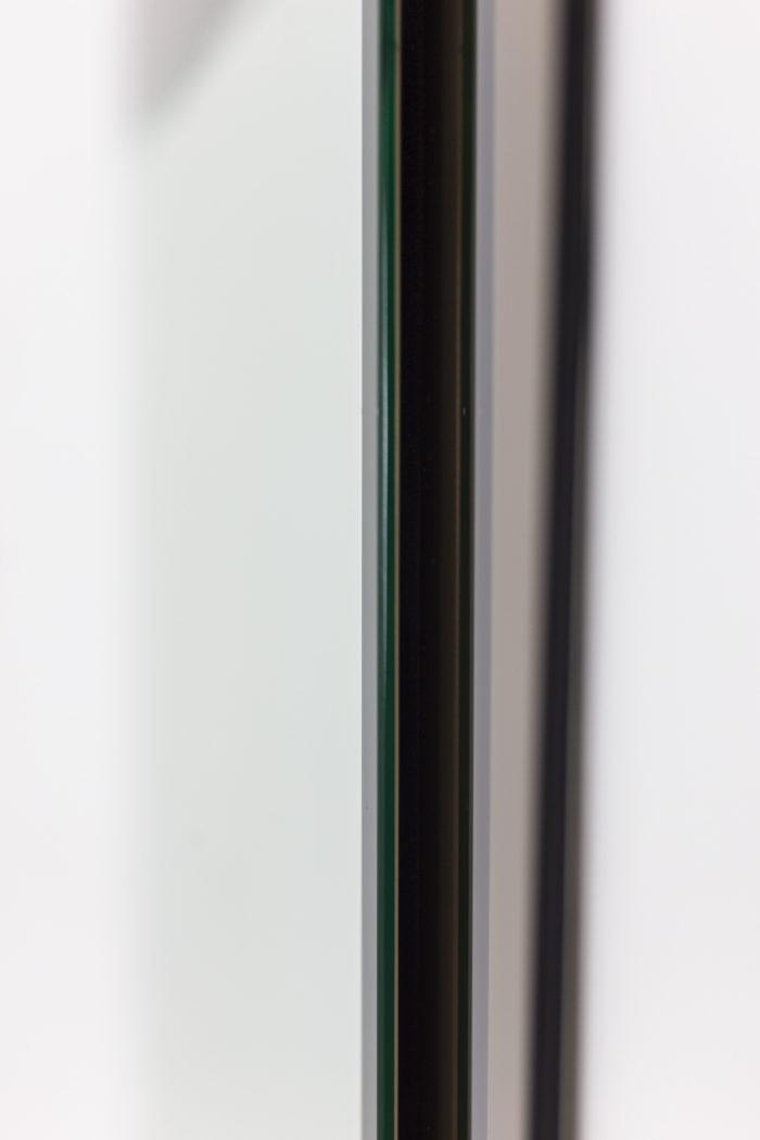 Miroir, vu de profil