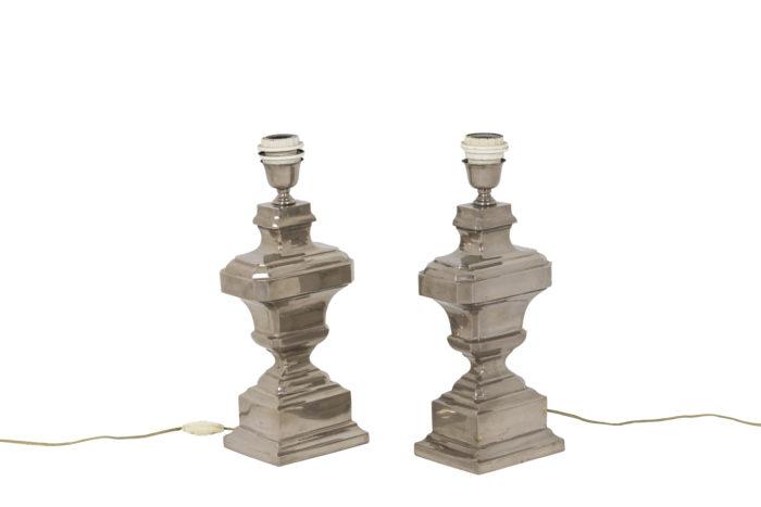 Paire de lampe, vu d'ensemble 1