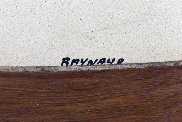 Table Reynaud signature