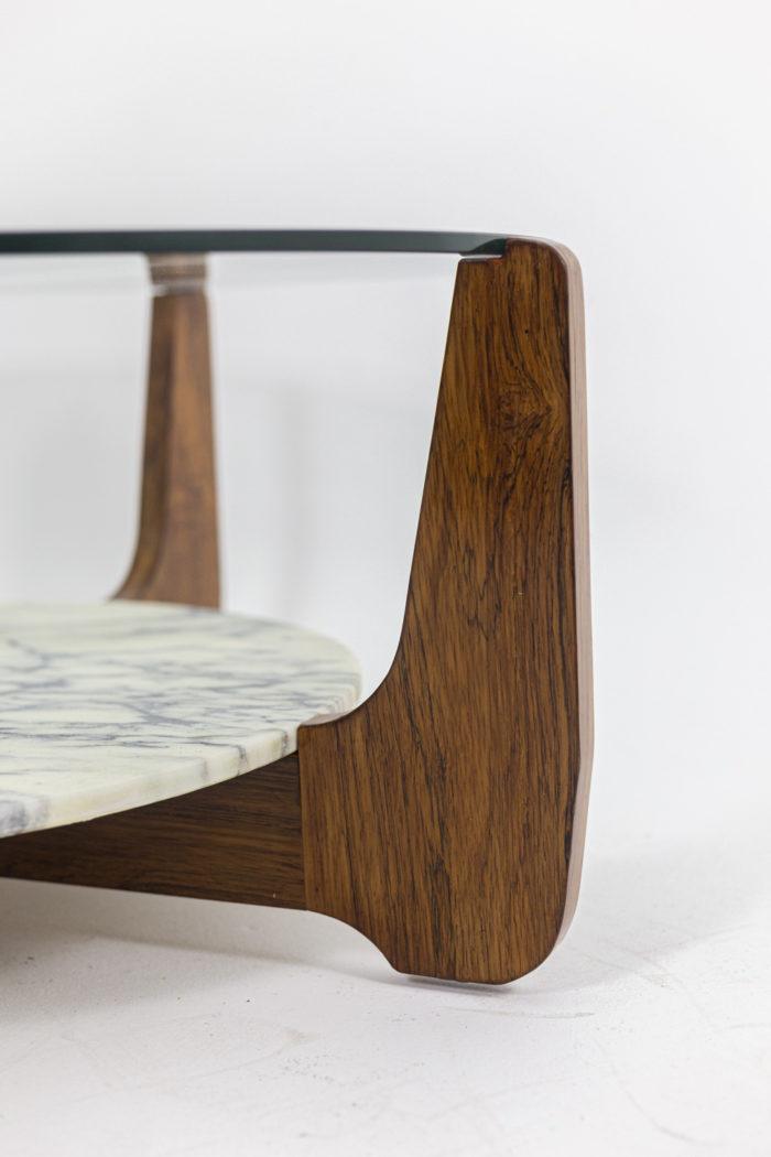 Table basse, détail