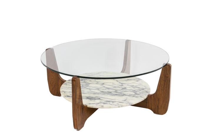 Table basse, vue d'ensemble