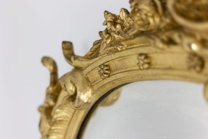 Miroir, détail 4