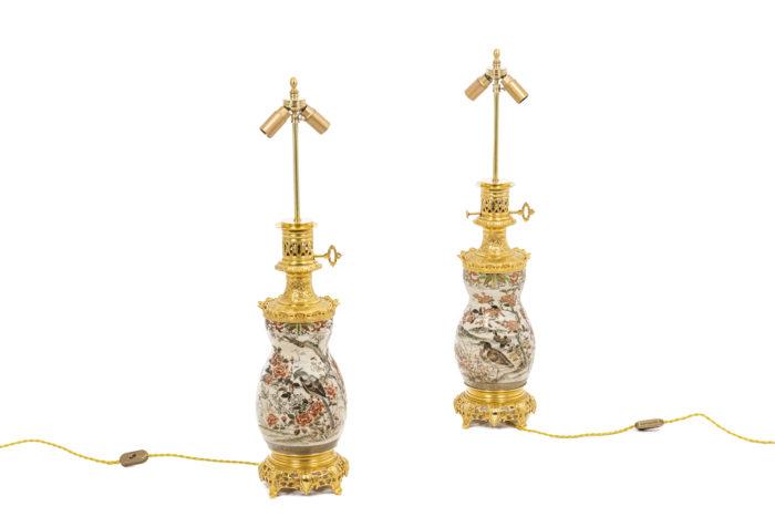 Pair of lamps 8