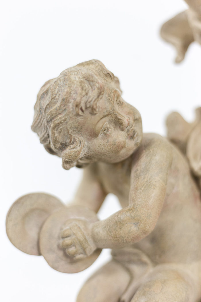Sculpture, détail 3